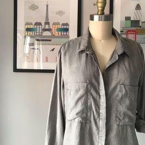 Cloth & Stone • Relaxed Boyfriend Button Down